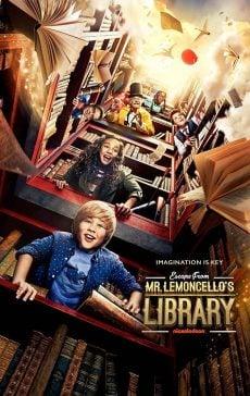 دانلود فیلم Escape from Mr Lemoncellos Library 2017