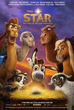 دانلود انیمیشن The Star 2017
