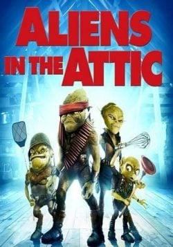 دانلود فیلم Aliens in the Attic 2009