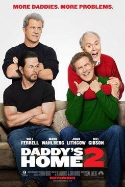 دانلود فیلم Daddys Home 2 2017
