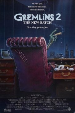 دانلود فیلم Gremlins 2 The New Batch 1990