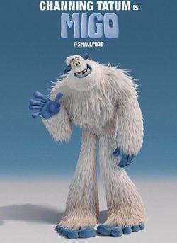 دانلود انیمیشن Smallfoot 2018
