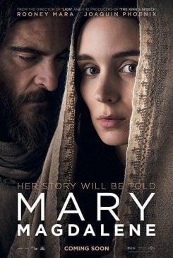 دانلود فیلم Mary Magdalene 2018