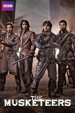 دانلود سریال The Musketeers