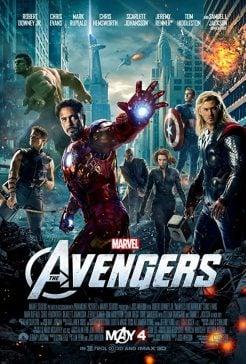 دانلود مجموعه کامل فیلم Avengers (انتقامجویان)