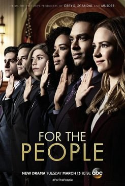دانلود سریال For the People