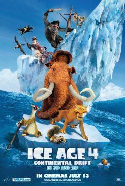 دانلود مجموعه انیمیشن Ice Age