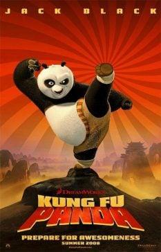 دانلود مجموعه انیمیشن Kung Fu Panda
