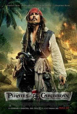 دانلود مجموعه فیلم Pirates of the Caribbean
