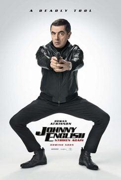 دانلود فیلم Johnny English Strikes Again 2018