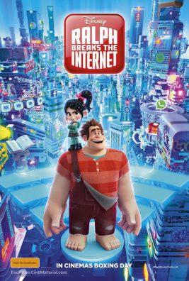 دانلود انیمیشن Ralph Breaks the Internet 2018