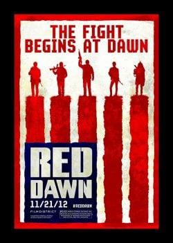 دانلود فیلم Red Dawn 2012