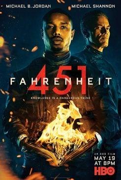 دانلود فیلم Fahrenheit 451 2018