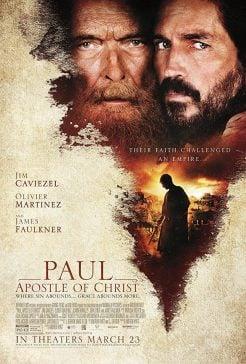 دانلود فیلم Paul Apostle of Christ 2018