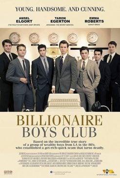 دانلود فیلم Billionaire Boys Club 2018