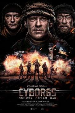 دانلود فیلم Cyborgs Heroes Never Die