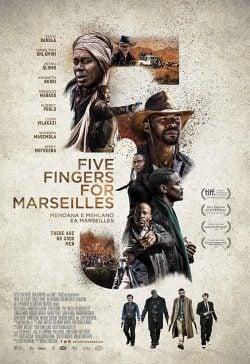 دانلود فیلم Five Fingers for Marseilles 2017