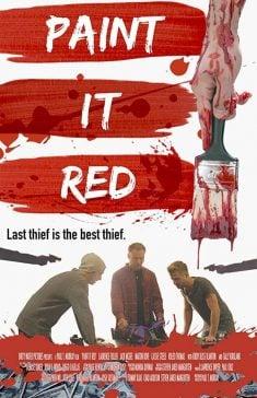 دانلود فیلم Paint It Red 2018