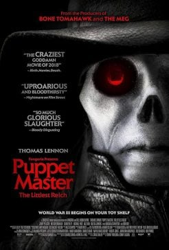 دانلود فیلم Puppet Master The Littlest Reich 2018