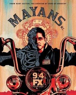دانلود سریال Mayans MC