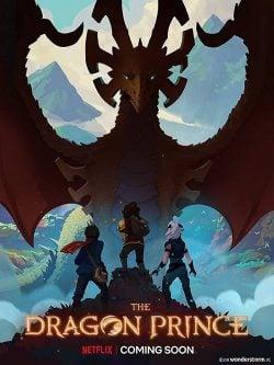 دانلود انیمیشن سریالی The Dragon Prince