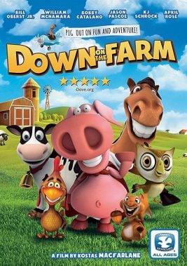 دانلود انیمیشن Down on the Farm 2017