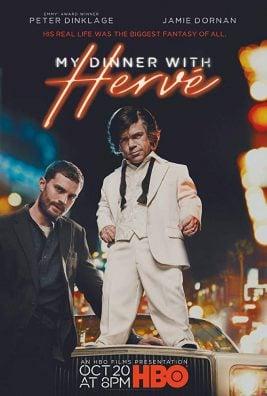 دانلود فیلم My Dinner with Herve 2018