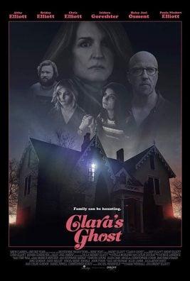 دانلود فیلم Claras Ghost 2018