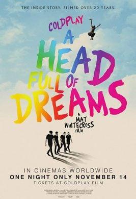 دانلود مستند Coldplay A Head Full of Dreams 2018