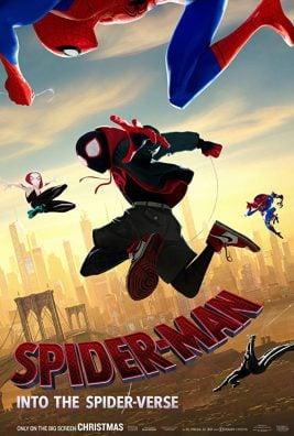 دانلود انیمیشن Spider Man Into the Spider Verse 2018