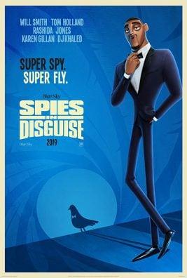 دانلود انیمیشن Spies in Disguise 2019