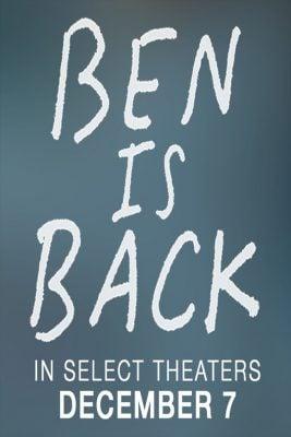 دانلود فیلم Ben Is Back 2018