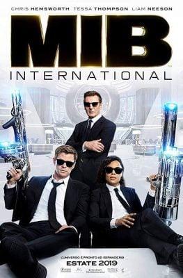 دانلود فیلم Men in Black International 2019
