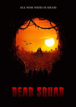 دانلود فیلم Dead Squad Temple of the Undead 2018