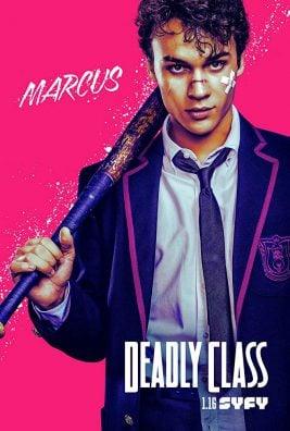 دانلود سریال Deadly Class