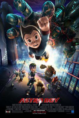 دانلود انیمیشن Astro Boy 2009