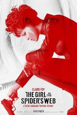 دانلود فیلم The Girl in the Spiders Web 2018