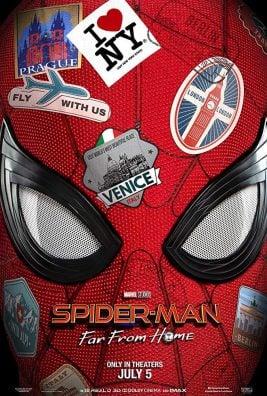 دانلود فیلم Spider Man Far from Home 2019