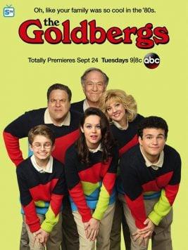 دانلود سریال The Goldbergs فصل 01 تا 05