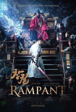 دانلود فیلم Rampant 2018