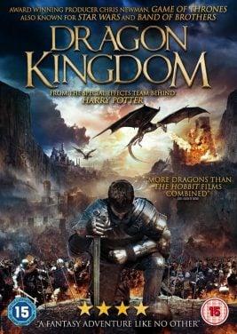دانلود فیلم Dragon Kingdom 2018