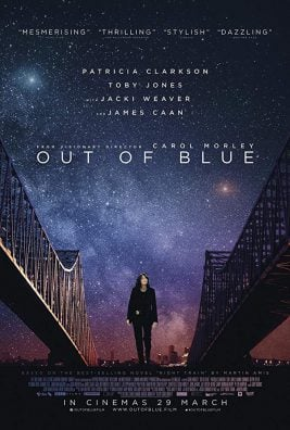 دانلود فیلم Out of Blue 2018
