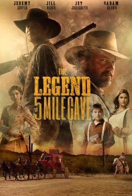 دانلود فیلم The Legend of 5 Mile Cave 2019