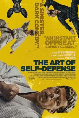 دانلود فیلم The Art of Self Defense 2019