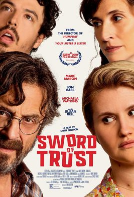 دانلود فیلم Sword of Trust 2019