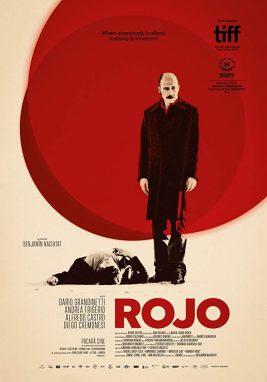 دانلود فیلم Rojo 2018