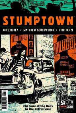 دانلود سریال Stumptown
