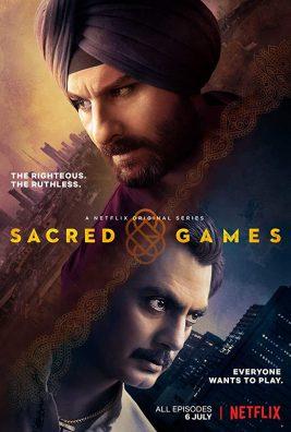 دانلود سریال Sacred Games فصل دوم