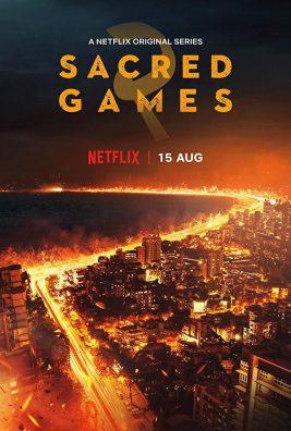 دانلود سریال Sacred Games فصل اول