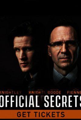 دانلود فیلم Official Secrets 2019